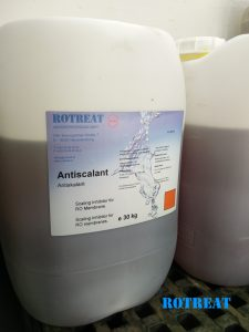 Rotreat - Antiscalant - 25 kg - membrane anti scaling additive